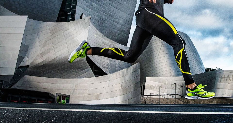 running saucony
