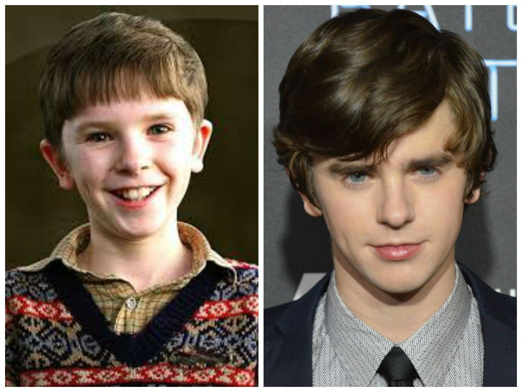 Philip Wiegratz (Augustus Gloop) -- Charlie and the Chocolate ...