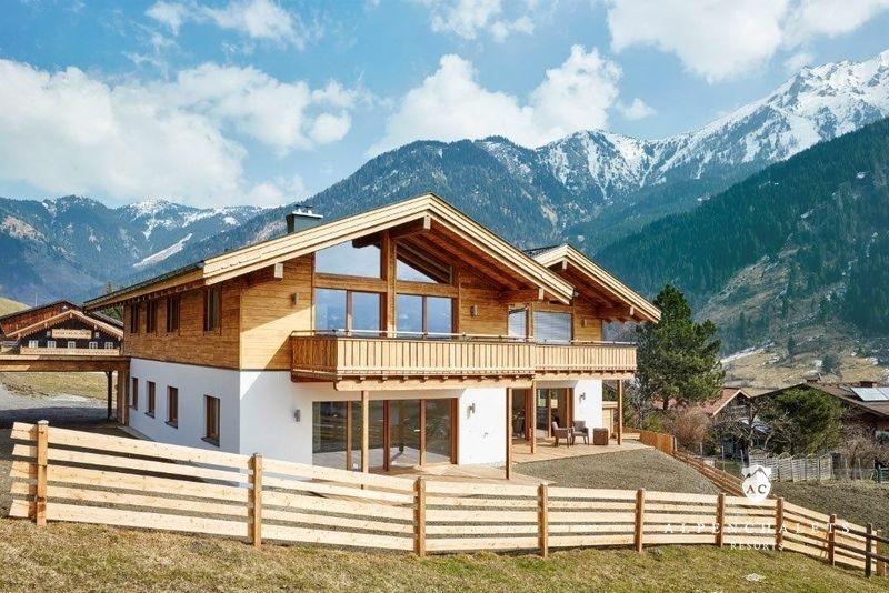 Luxus Chaletapartment Bad Hofgastein Hüttenurlaub in Gasteinertal Großarltal mieten