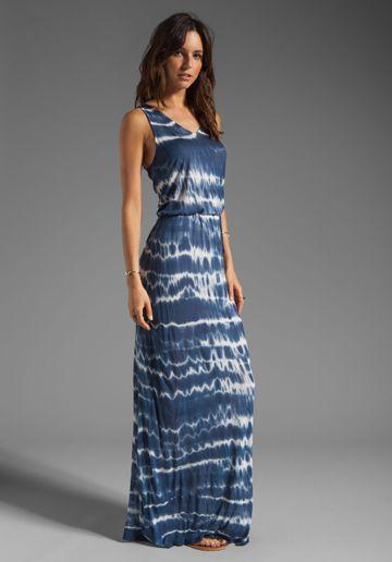 17b5ee5f9b SOFT JOIE Emilia Tie Dye Dress in Peacoat - Soft Joie