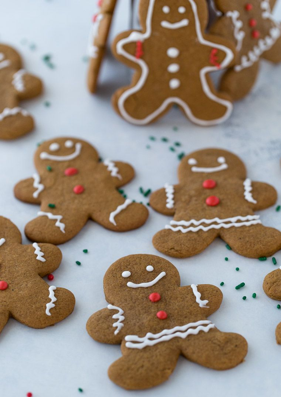 Easy Gingerbread Cookies Recipe Recipe Gingerbread Cookies Ginger Bread Cookies Recipe Easy Gingerbread Cookie Recipe