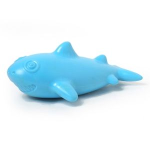 Floating Shark Rubber Dog Toy Dog Toys Designer Dog Collars