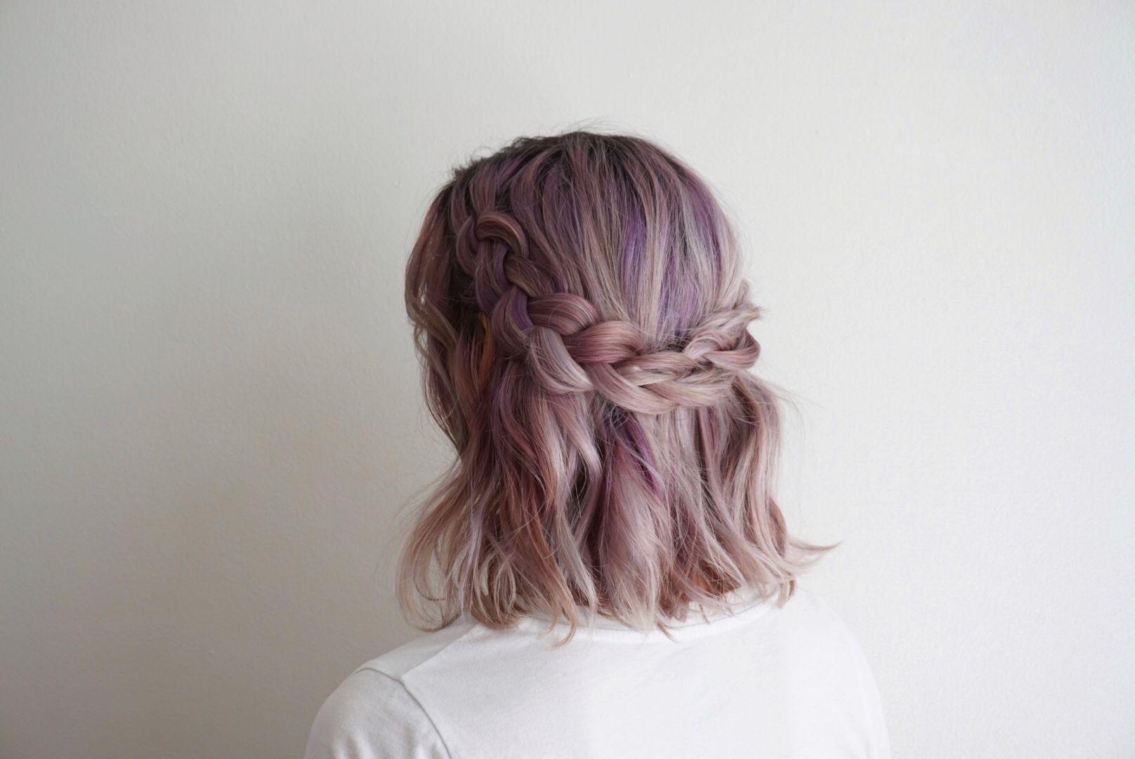 Half up braid hairstyles abc pinterest braid hairstyles
