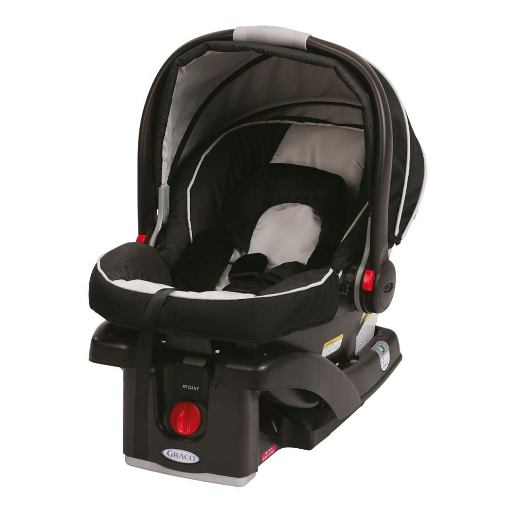 Graco Snugride Click Connect 35 Infant Car Seat Onyx I Love Black And This Was Perfect I Recently Went To New York And Baby Car Seats Car Seats Baby Seat