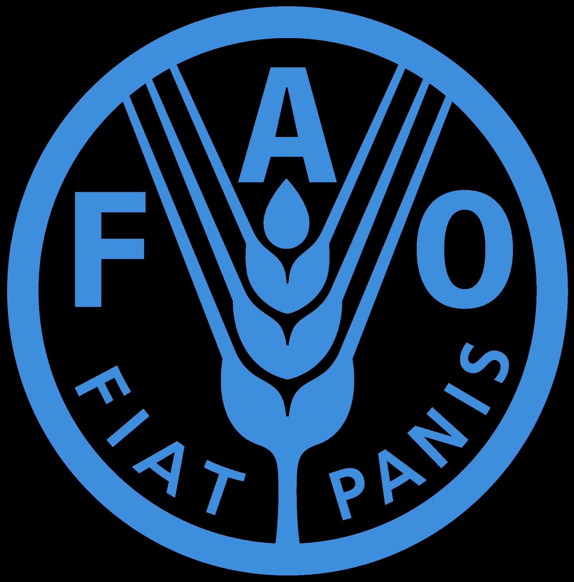 2000px Fao Logo Svg Png 2000 2031 Seguridad Alimentaria Organismos Internacionales Onu Logo
