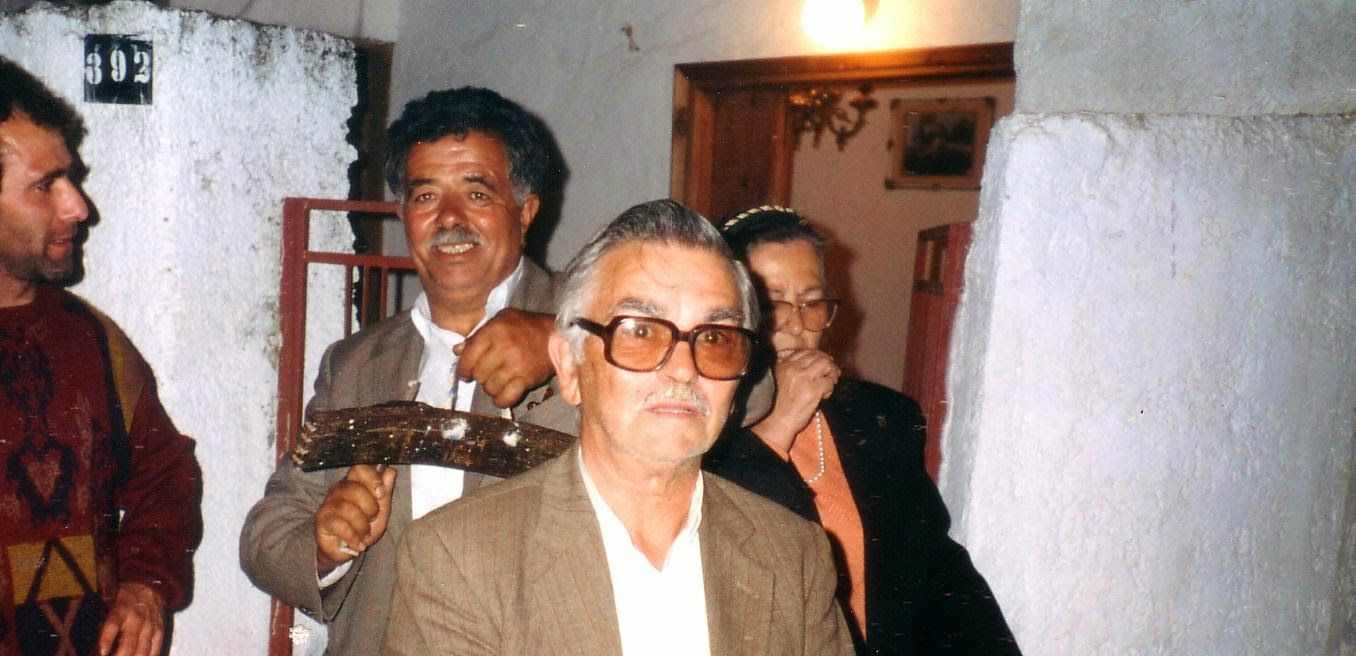 MOXOΣ...ο Λεμονάς Σημαντηράς…και ο Μανώλης του Κακούτη....