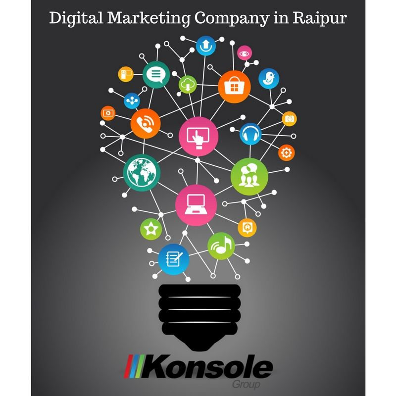 Get in touch with the best digital marketing company in Raipur Chhattisgarh.