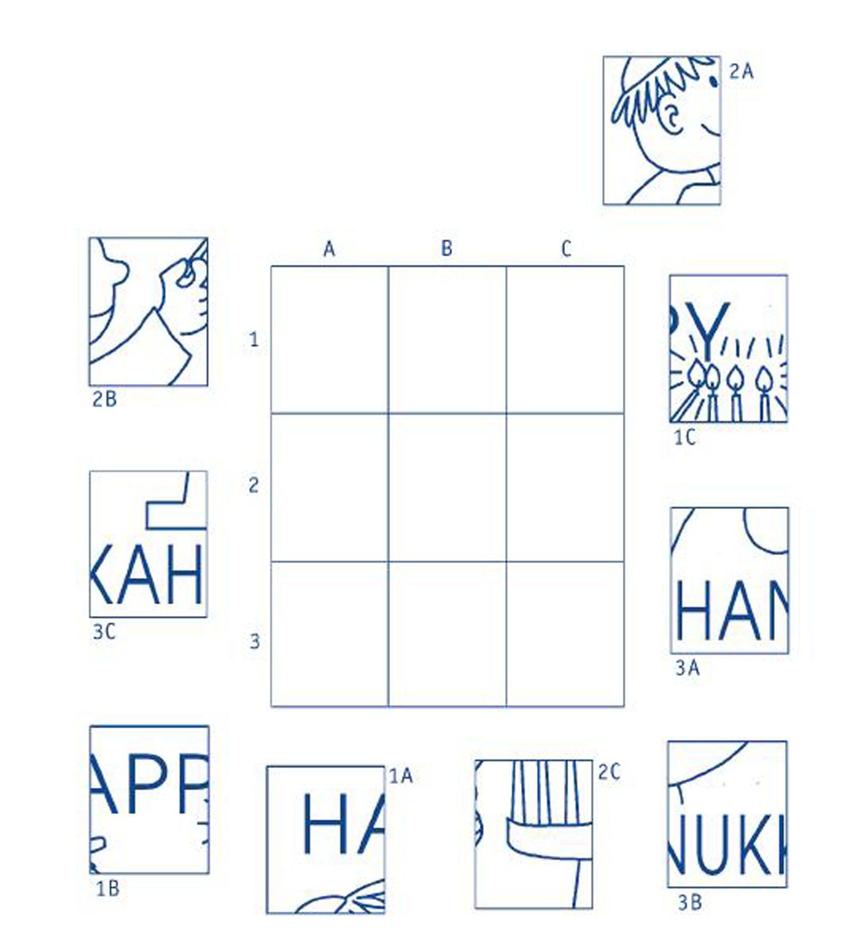 Uncategorized Hanukkah Worksheets hanukkah worksheets copy card puzzles and activities for kids