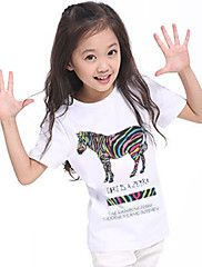 T-paidat - Puuvilla - Medium - Mikrojoustava - Lyhythihainen - GIRL