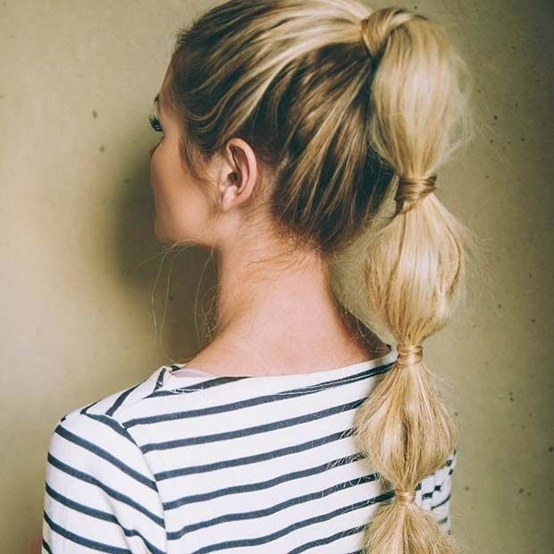 30 Cute Ponytail Hairstyles You Need To Try Stayglam Cute Ponytail Hairstyles Ponytail Hairstyles Long Hair Styles
