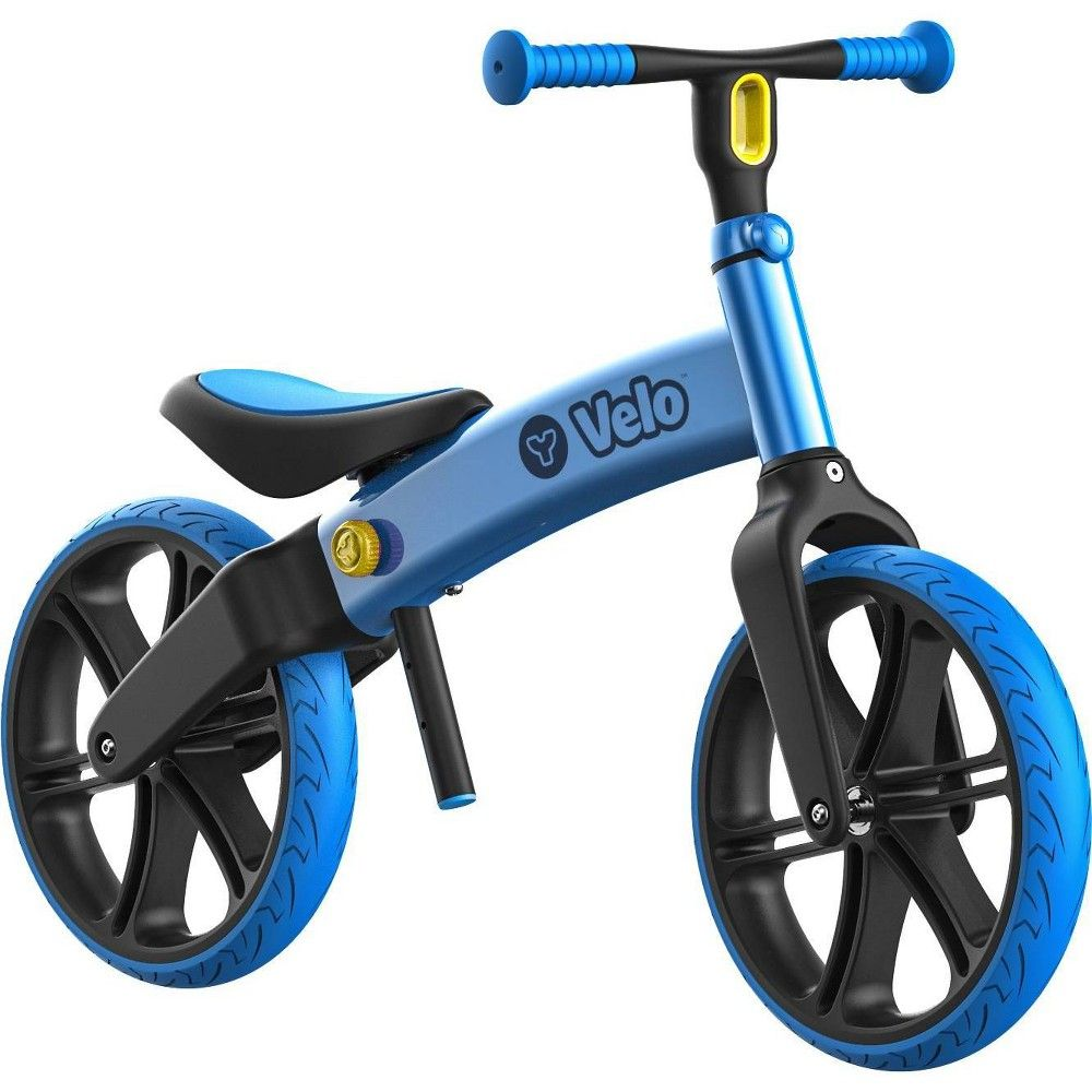 Yvolution Y Velo Senior No Pedals Training Balance Bike For Kids
