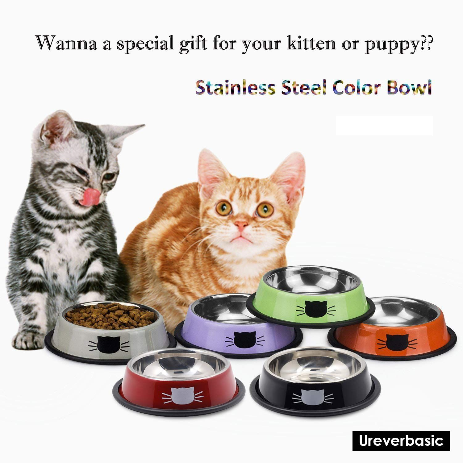Pin By All About Cats And Kittens On Cat Supplies Cat Food Bowl Cat Dishes Small Pets
