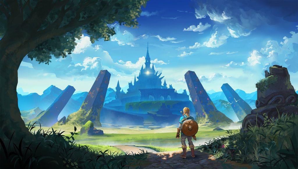 The Legend of Zelda: Breath of the Wild Fanart by fabianrensch on DeviantArt