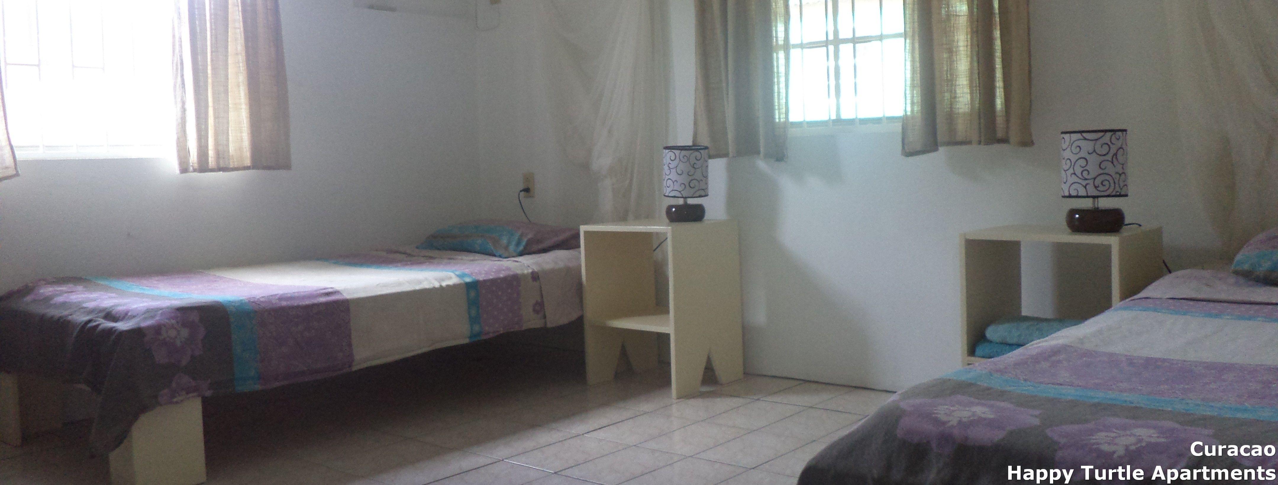 de 'kinder' slaapkamer, in 1 van de 4, twee slaapkamer, Deco ideeën