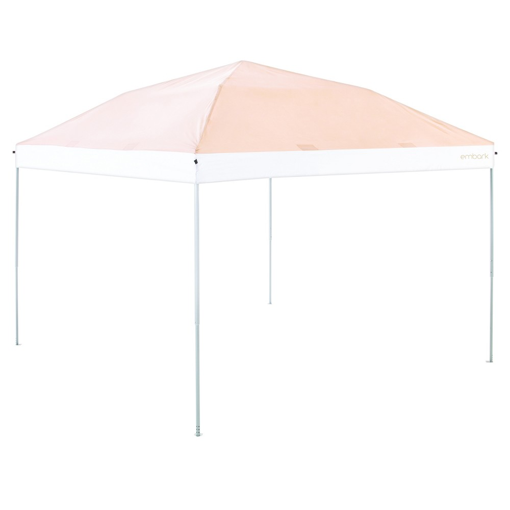 10 X10 Canopy Tent Tan Embark Canopy Tent Canopy Outdoor Canopy Tent Outdoor