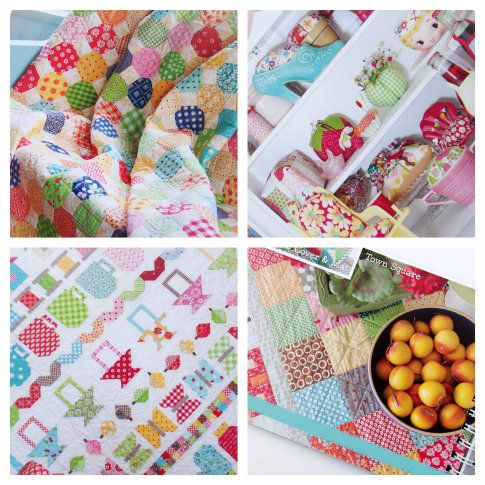Red Pepper Quilts: Quilty Fun - Lori Holt
