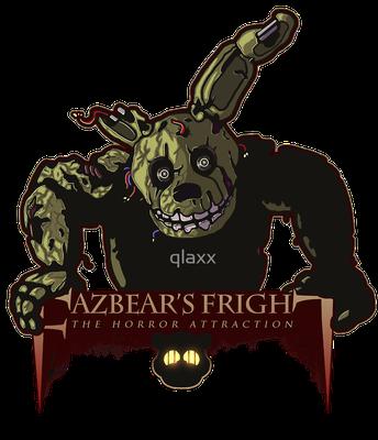 Fazbear S Fright Original Logo By Namygaga Fnaf The Originals Logos