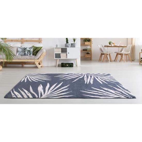 aloa tapis de salon tropical 120x170