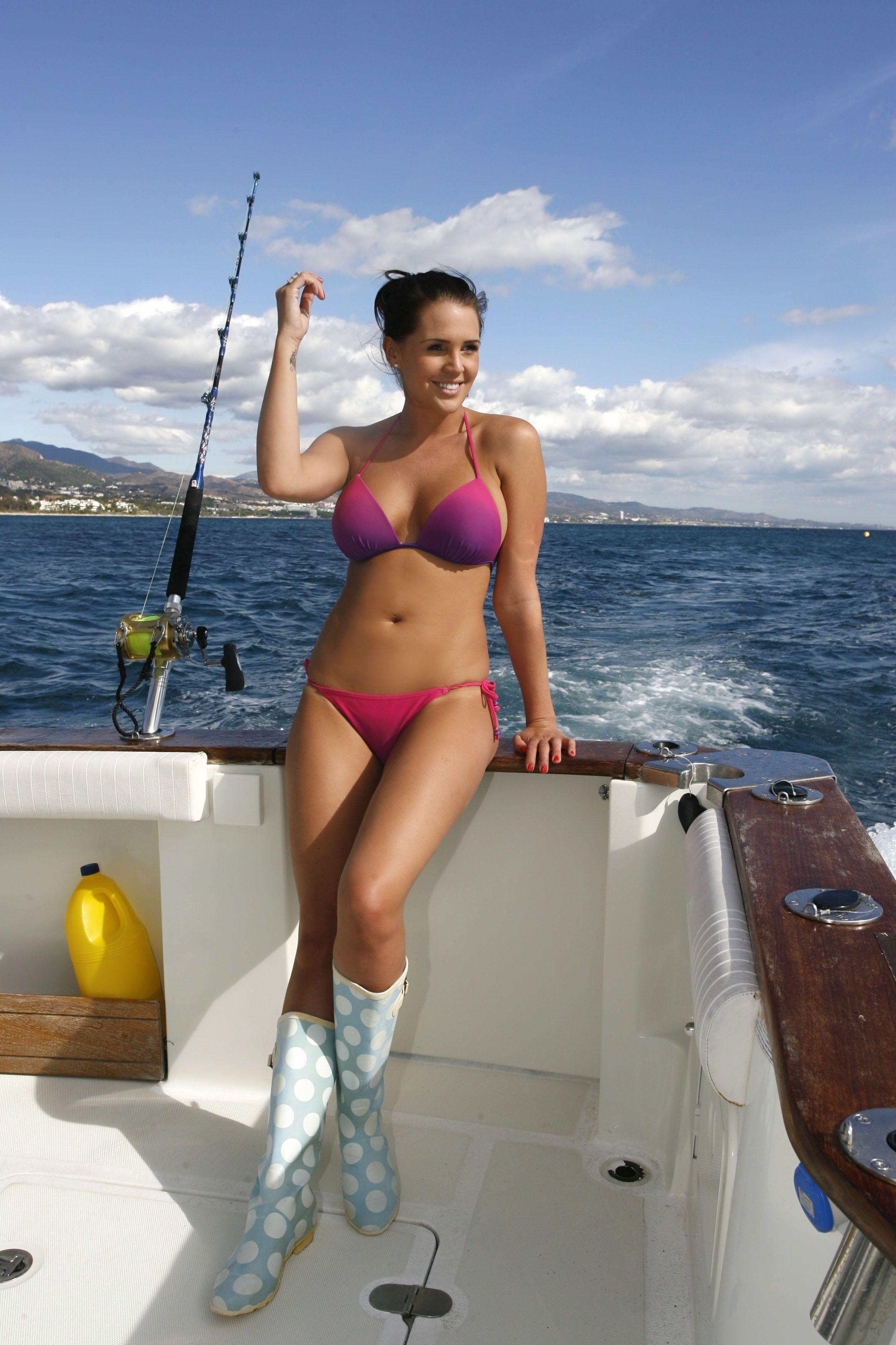 manufacture bikini Boat