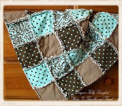 Free Rag Quilt Patterns Qlts Pinterest Rag Quilt Patterns And