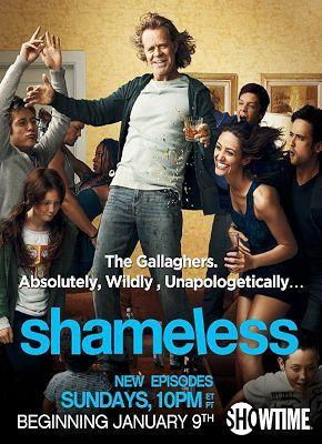 Shameless Showtime Ghallager Show Shows Temporadas