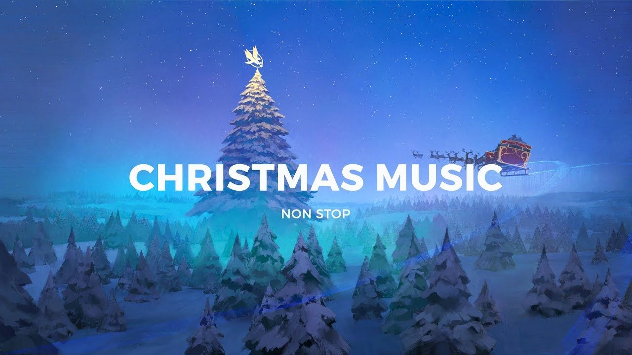 CHRISTMAS MUSIC 24/7 Christmas/Festive/Winter Music by Pulse8 ...