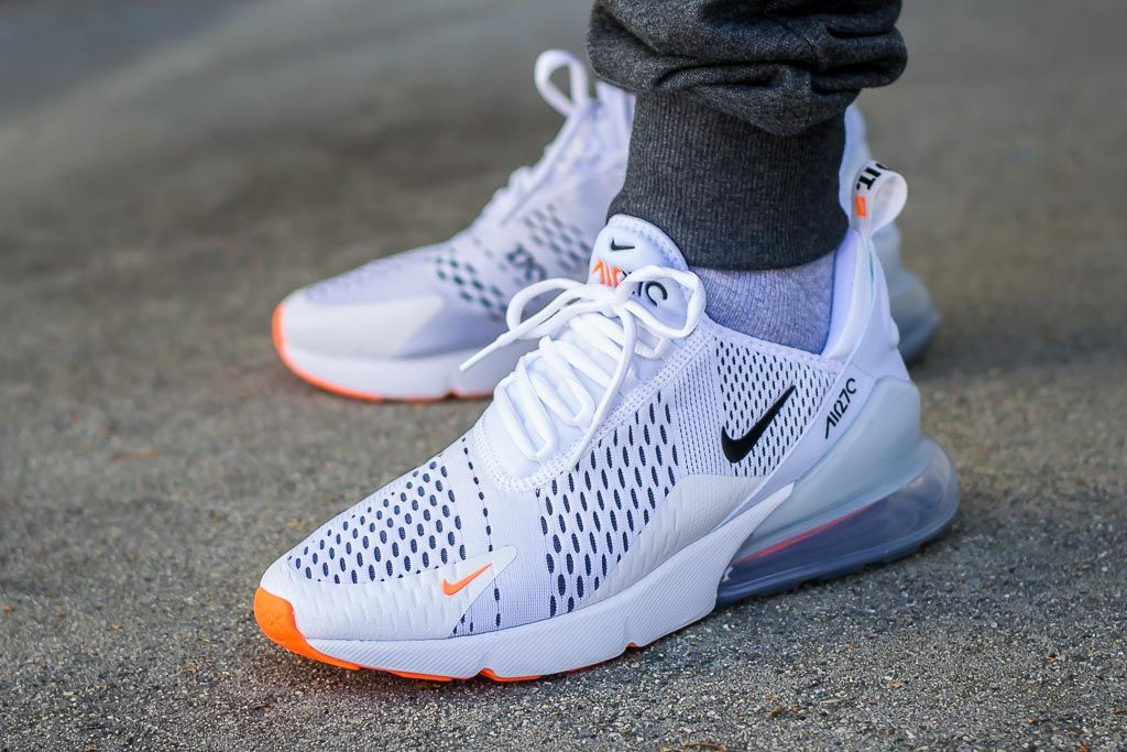 Nike Air Max 270 Just Do It JDI On Feet Sneaker Review