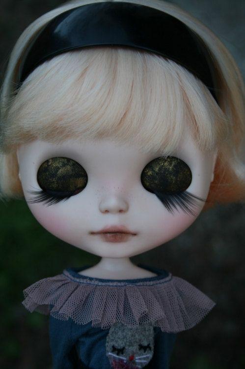 ON HOLD Custom Blythe Doll by Zaloa's Studio por zaloa27 en Etsy