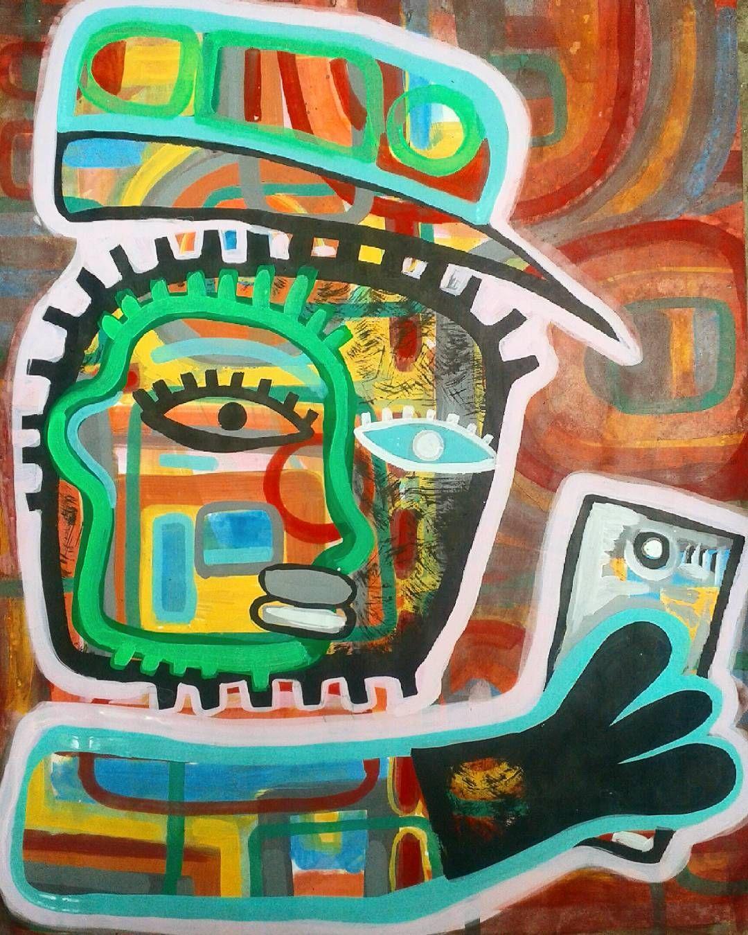 #selfie #arte de Taso Navarro #obradearte hecha en #coyoacan #cdmx #mexico #pintura #ventadearte #artforsale #art #artista #artwork #arty #artgallery #contemporanyart #fineart #artprize #paint #artist #illustration #picture  #artsy #instaart #beautiful #instagood #gallery #masterpiece #instaartist  #artoftheday
