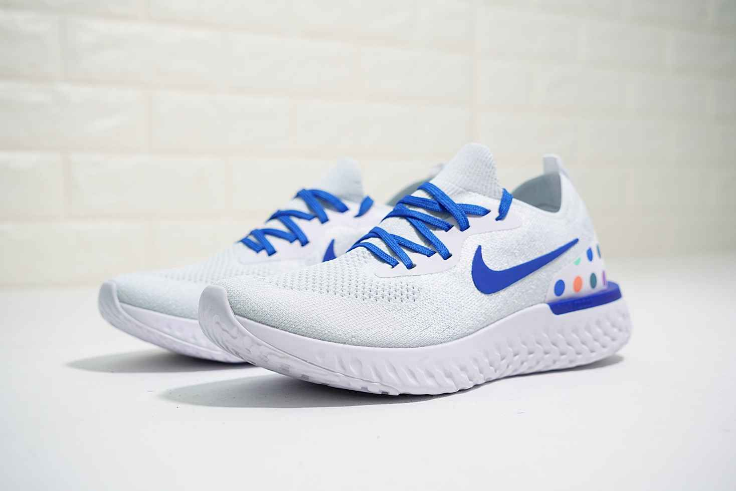 Nike Epic React Flyknit ID Dulex Wave Point | Wholesale nike
