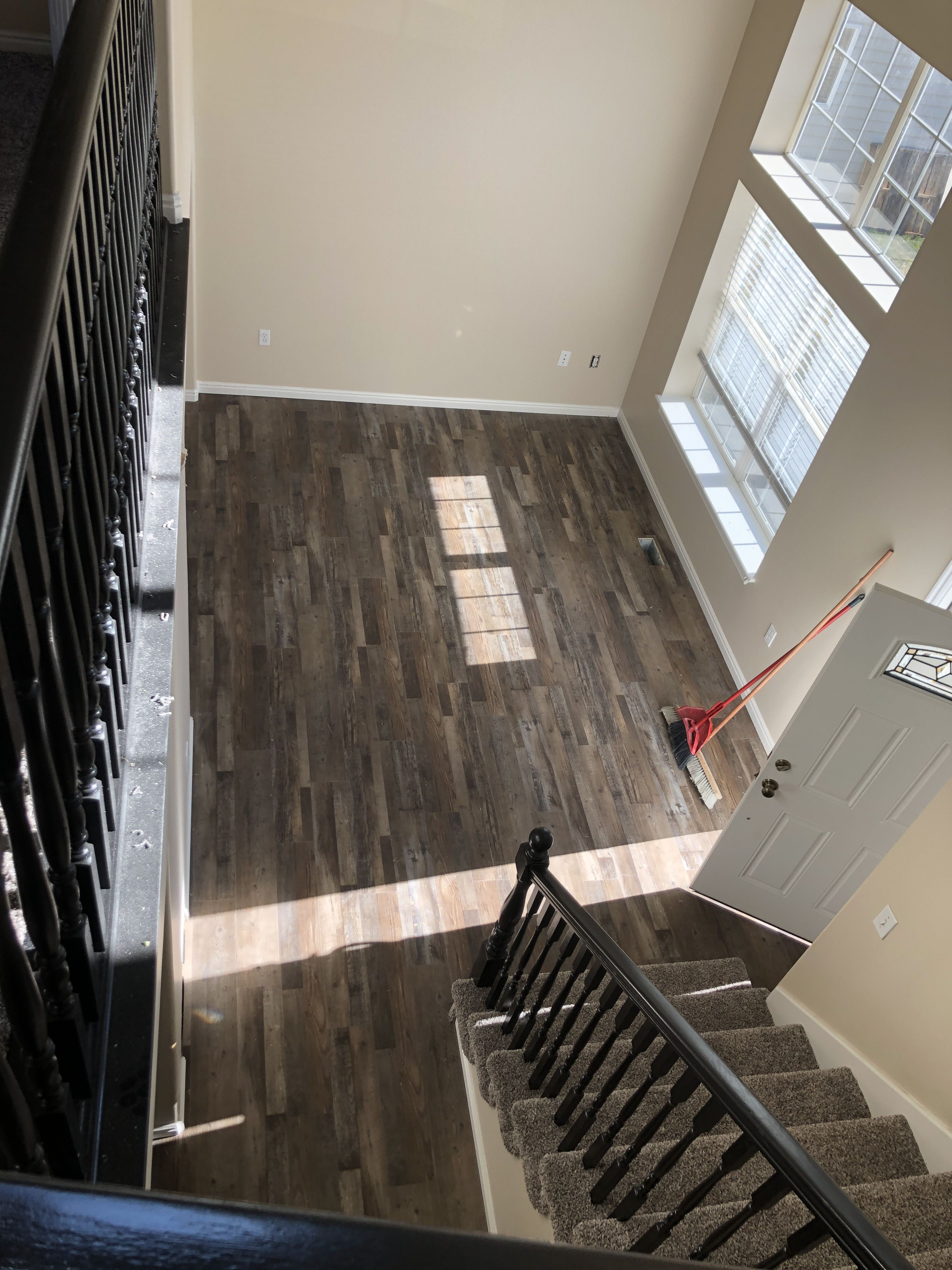Flip house LVP and Carpet in 2019 Flooring, House, Home