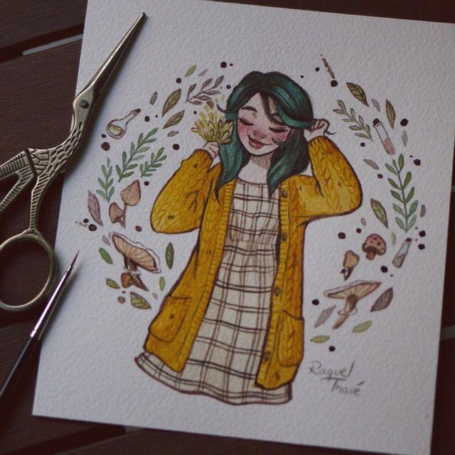 Art, Drawings, Illustration Art