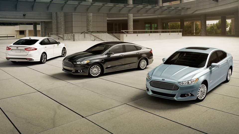 2014 Fusion Sure It Looks Like An Aston Martin Wannabe Reject