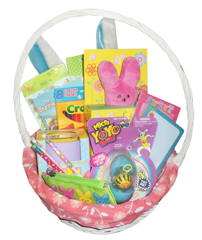 Amazon this peeps marshmallow easter gift basket ages 3 6 amazon this peeps marshmallow easter gift basket ages 3 6 negle Choice Image