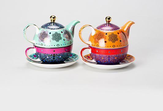 Mt T41 T2 Tea Tea Pots