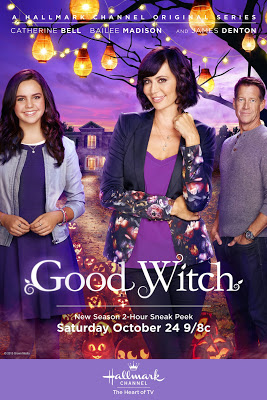 Preview Of Good Witch Halloween 2020 GOOD WITCH Season 6 Trailer, Featurette, Images and Posters in