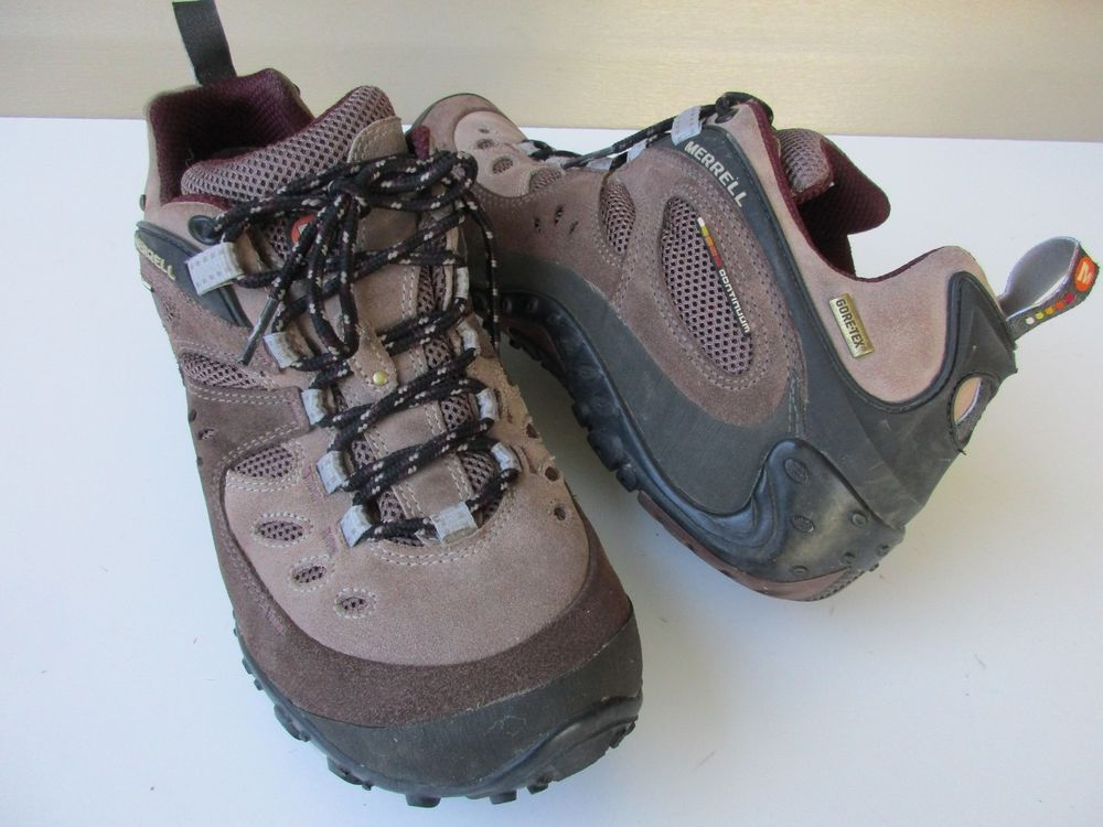 daa33961b4a61 Merrell Womens Chameleon Arc 10 Gore-Tex XCR Hiking Shoes Size 10 EUC # Merrell #HikingShoes