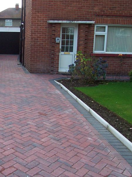 Cottage Block Paving Designs Design Ideas