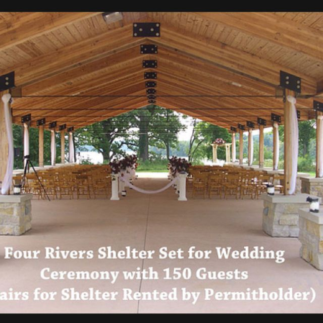 Local Wedding Rentals: Four Rivers Environmental Education Center: The Forest