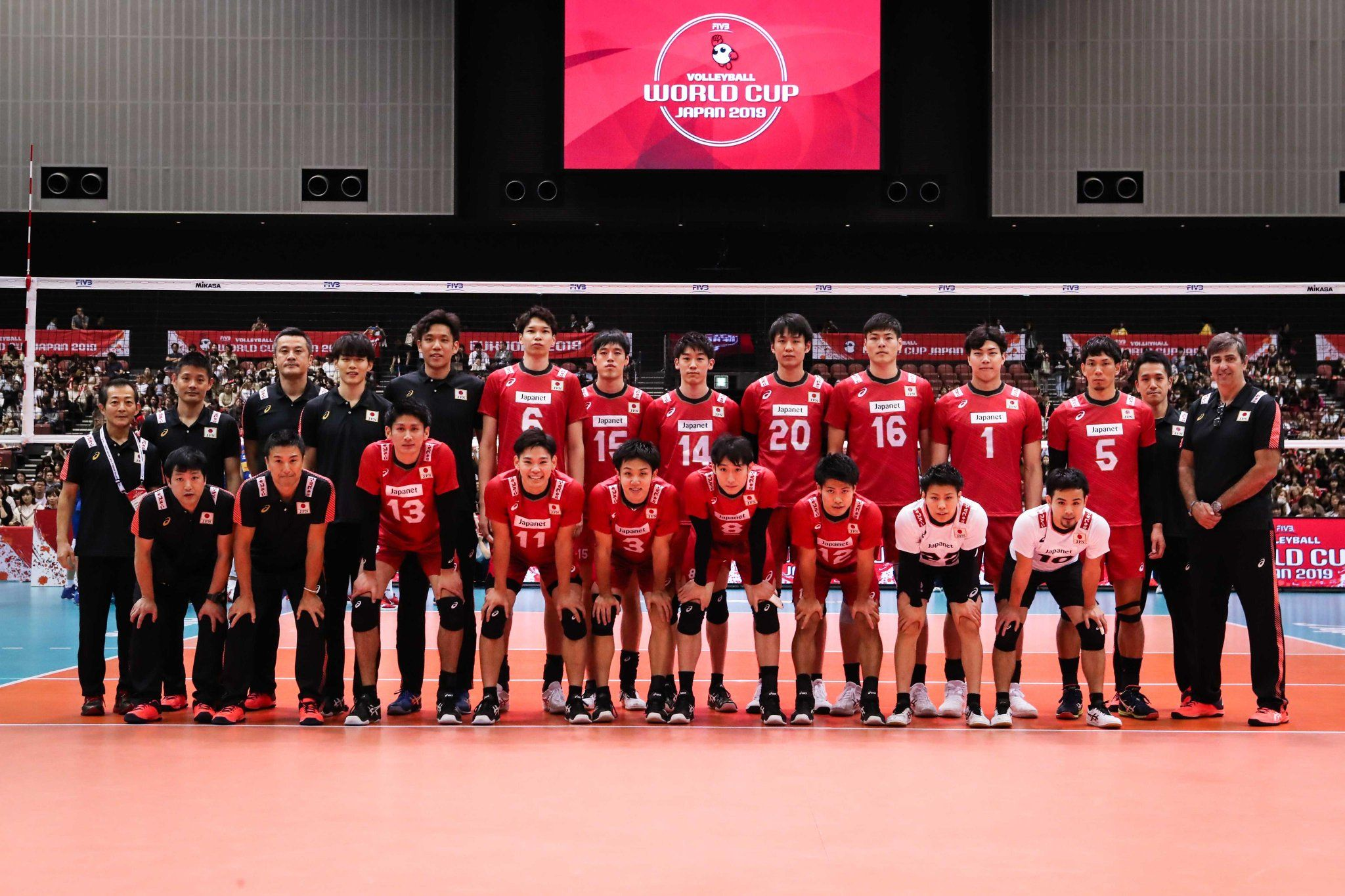 Volleyball World On Twitter In 2020 Japan Volleyball Team Volleyball Coaching Volleyball
