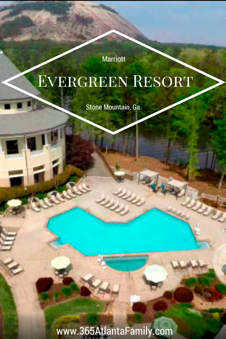 marriott evergreen resort: exploring stone mountain's wild side
