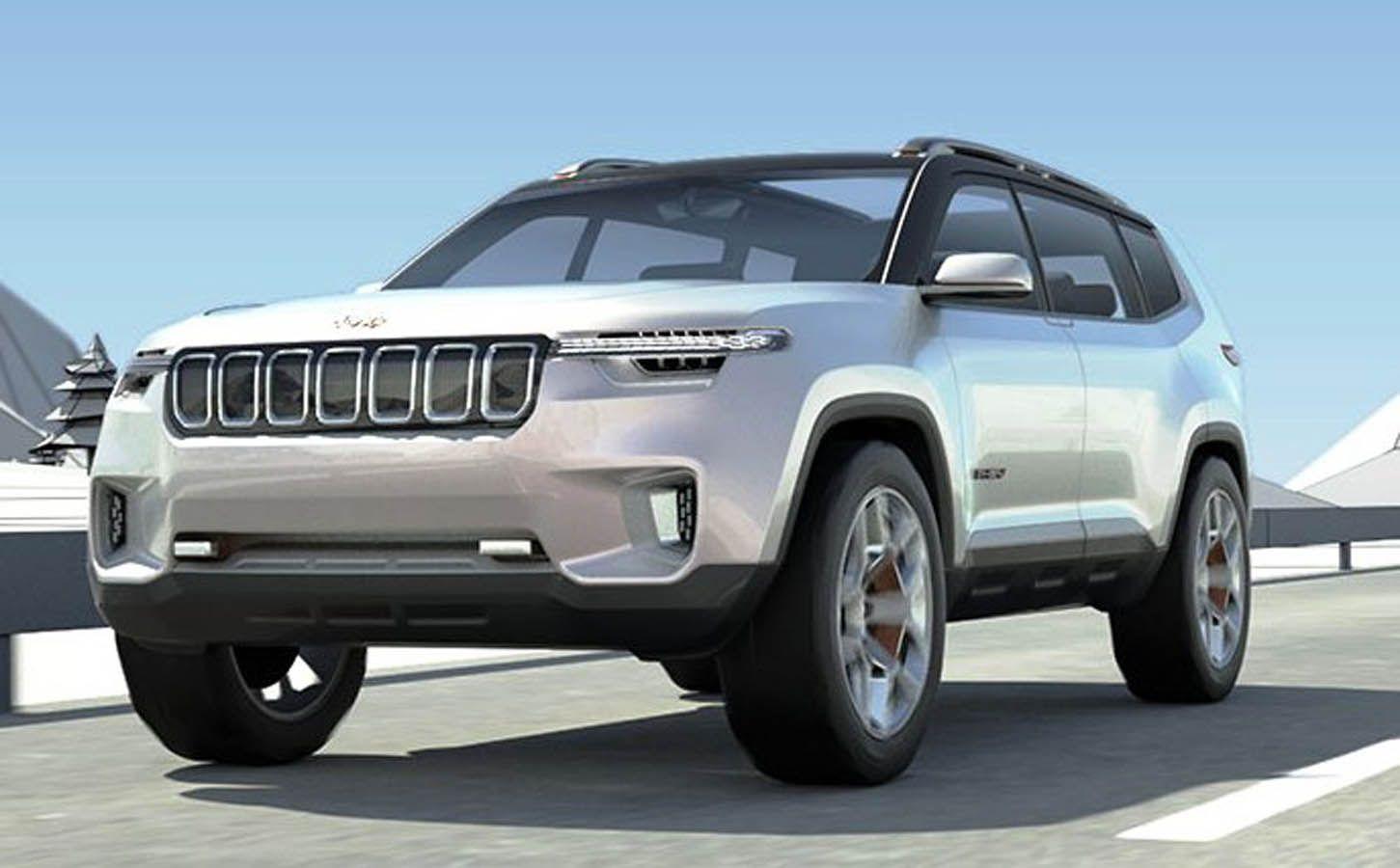 جيب يونتو الاختبارية الكبيرة العائلية والراقية موقع ويلز Jeep Grand Jeep Usa Jeep