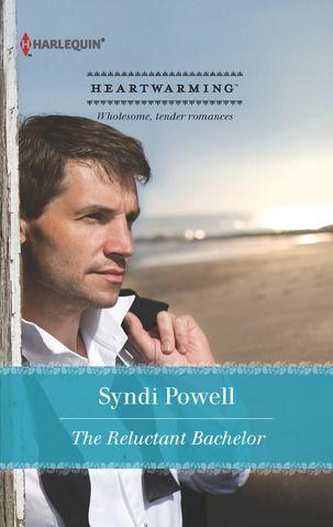 YAY! The new Harlequin Heartwarming covers are out and this one- The Reluctant Bachelor by Syndi Powell- looks awesome!