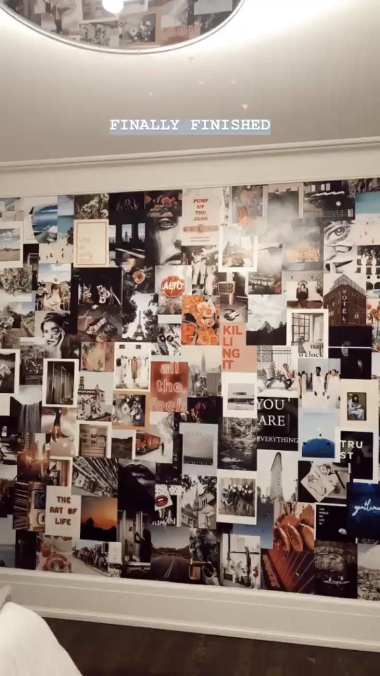 Room Decor In 2020 Room Decor Aesthetic Bedroom Bedroom Wall