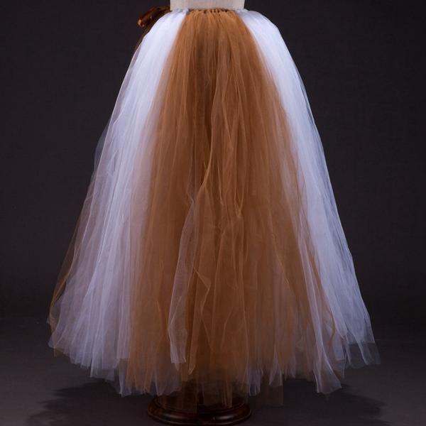 Puffy Tulle Skirts Women Tutu Skirts Ball Gown Vintage Lolita ...