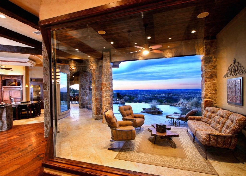 tx hill country home. | Hill country homes, Country house ... on Cc Outdoor Living id=52301