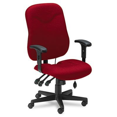 Mid-Back Fabric Executive Posture Chair