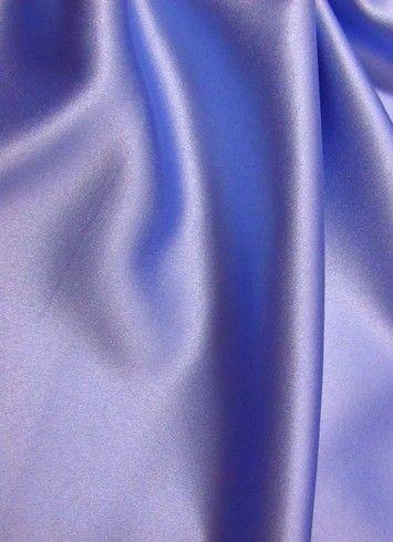 Periwinkle Crepe Back Satin Fabric Fabric Periwinkle Dress Satin Fabric