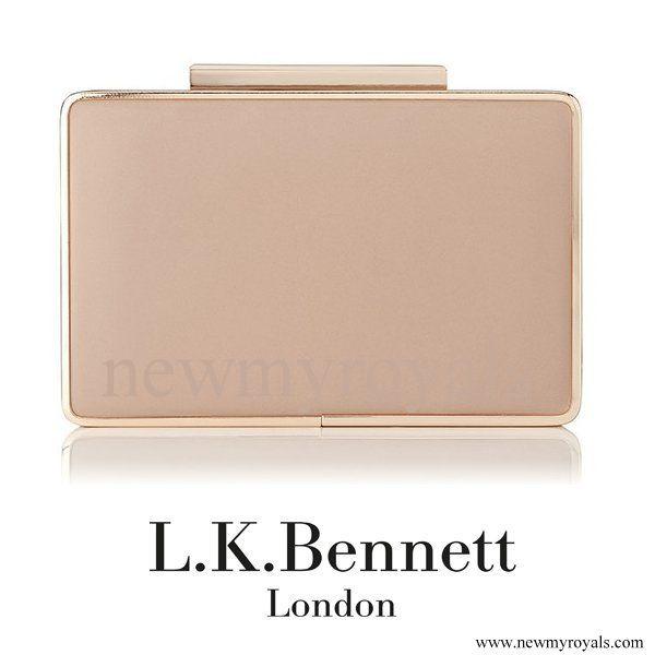 "LK Bennett ""Nina"" Clutch in Trench - ($270)"