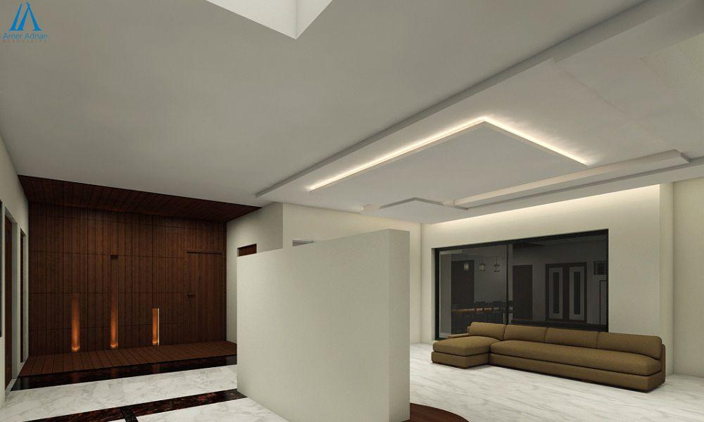 Beautiful Ground Floor Interior Designing Ideas By Aaa Lounge